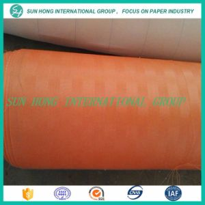 100% Polyester Woven Plain Desulfurization Fabric pictures & photos