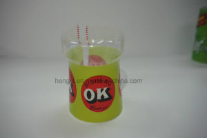 PVC Shrinking Cap Label pictures & photos