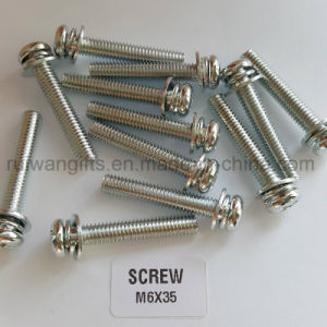 Wholesale Pan Head Self Tapping Screw for Plastic Toy, Steel Screw Pb 2X7 pictures & photos