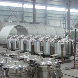 Industrial Movable Stainless Steel Sanitary Chemical Storage Tank for Liquid pictures & photos