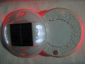 Reflective Aluminum Solar LED Road Studs (CC-SRS11) pictures & photos