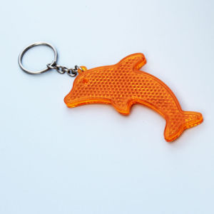 Roadside Reflector Keychain, Keychain for Promotion Gifts (JG-T-18) pictures & photos