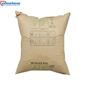 Cargo Container Pillow Cordstrap Maersk Dunnage Air Bag for Protection pictures & photos