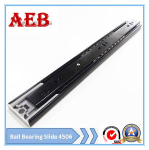 Aeb-45mm Full Extension Drawer Slide with Soft Closing pictures & photos