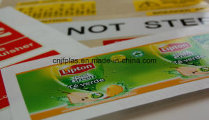 High Quality White HIPS Plastics Sheet Material for Advertise Signboard pictures & photos