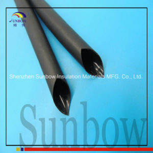 Heavy Hot Melt Adhesive PE Heat Shrink Tubing/Electrical Insulations Tube pictures & photos