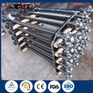 Obt Rubber Torsion Axle Trailer with Mechanical Disc Brake pictures & photos