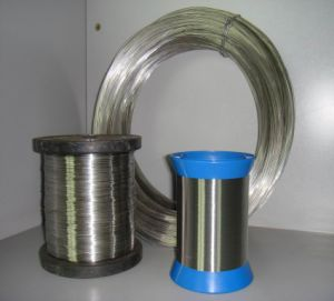 Stainless Steel Shape Wire / AISI 302 Stainless Steel Spring Wire pictures & photos