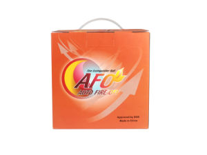 High Quality Useful 1.3kg Dry Powder Fire Extinguisher Ball pictures & photos