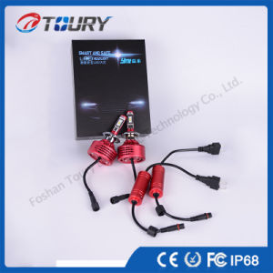 Ce Approved 25W H4 9006 H7 LED Auto Headlight Bulb pictures & photos