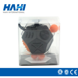High Quality Fidget Pad Hand Shank Pad Stress Anxiety Fidget Toy Puzzle Magic Cube pictures & photos