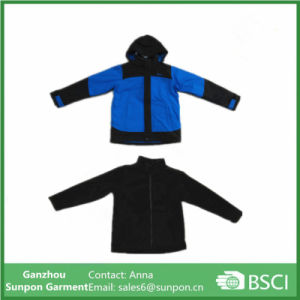 Best Quality 3 in 1 Winter Talson Jacket for Kids pictures & photos