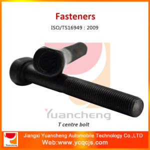Leaf Spring Fastener T Center Bolts pictures & photos