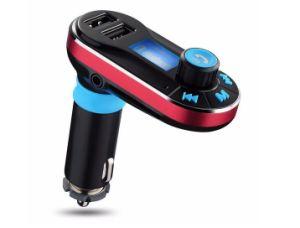 Hands Free Car Kit Bluetooth Car FM Transmitter Car MP3 Player pictures & photos
