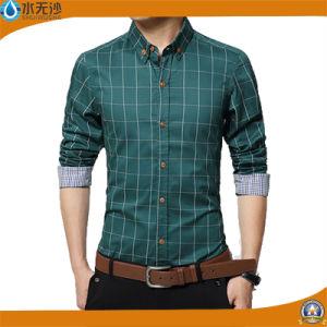 High Quality 100% Cotton Fashion Design Shirt for Men