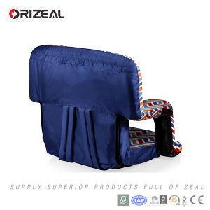 Orizeal Portable Reclining Seat with Backs Arm Rest Folding pictures & photos