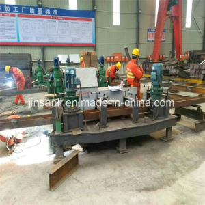 Shanghai Jsl Hydraulic Steel H-Beam Bending Machine with Best Quality pictures & photos