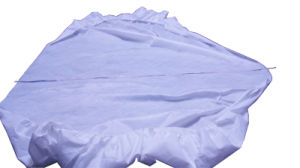 Spunlace Nonwoven Bed Cover, Pet Nonwoven Bed Cover pictures & photos