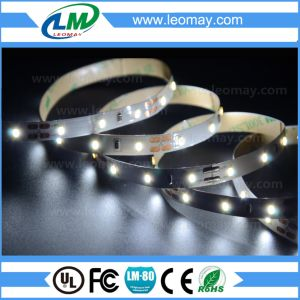 SMD3014 6W 6000k Indoor White Color LED Strips Cover Light pictures & photos