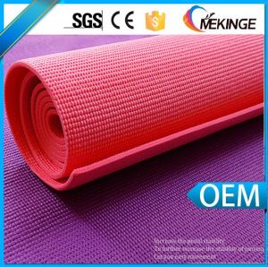 Health Anti-Skid Washable Mat for Yoga Mats PVC pictures & photos