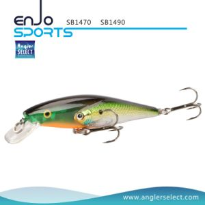 Shallow School Fish Fishing Tackle Lure with Vmc Treble Hooks pictures & photos