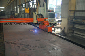China Product CNC Flame Plasma Cutter pictures & photos