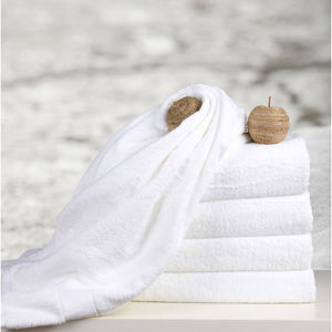 Luxury Cotton White Terry Hotel Bathroom Towels Linen pictures & photos