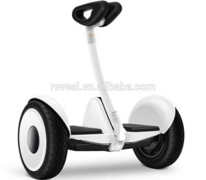 Mini 2 Wheel Electric Balance Scooter 18650 Li-ion Battery pictures & photos