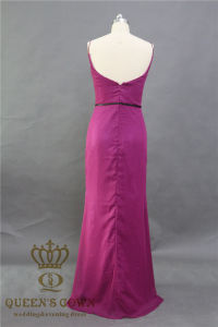 High Quality New Design Real Sample Women Party Dress Evening Bridesmaid Dress pictures & photos