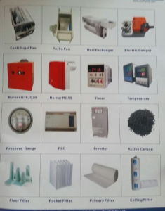 Hot Sale Cheap Paint Spray Booth Ld-710A pictures & photos