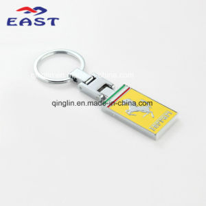 Business Promotion Gift Custom Metal Keychain pictures & photos
