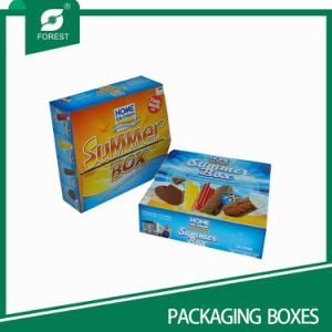 2016 New Design Cardboard Box for Food pictures & photos