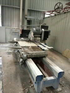 Hsqb-600 Manual Stone Cutting Machine pictures & photos