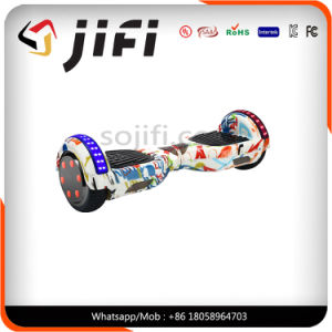 Top Saleble 6.5 Inch Smart Self Balancing Electric Scooter with LED Light pictures & photos