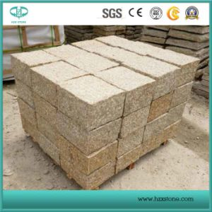 Yellow Rusty/Misty Yellow/ G682 Granite for Paving Stone/Kerbstone/Cubestone pictures & photos