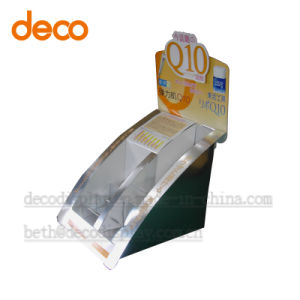 Paper Cardboard Display Counter Display Case for Retail pictures & photos