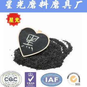 China Black Fused Aluminum Oxide #36 pictures & photos