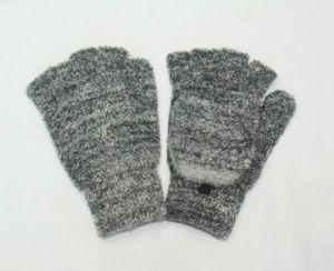 Winter Fingerless Women′s Knitting Gloves pictures & photos