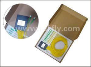 1X2 1X4 1X8 1X32 Optical PLC Splitter pictures & photos