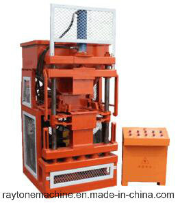 Qts1-10A Clay Block Making Machine Soil Brick Machine pictures & photos