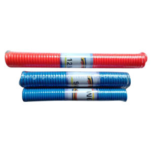 Orange Polyurethane Recoil Hose (10*6, 5m, 15M) pictures & photos