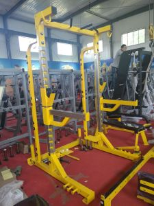 Ce Certificated Hammer Strength / Athletic Series Power Rack (SF1-6008) pictures & photos