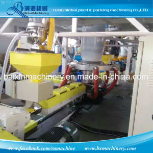 Three Layer Film Blowing Machine DHL Courier Film pictures & photos
