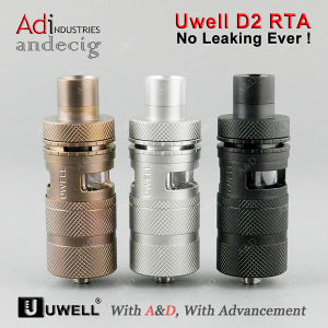 New Arrival Original Uwell D2 Rta Tank a&D Stock with Best Wholesale Price pictures & photos