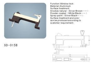 Aluminium Door/Window Handle with Keys Hardware Accessories (SD-015B) pictures & photos