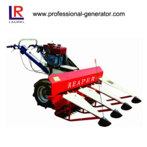 5.15kw 8HP Rice Harvester Reaper pictures & photos