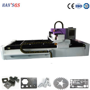 Wanted Distributor Advanced Metal Fiber Laser Cutter with Ipg Laser pictures & photos