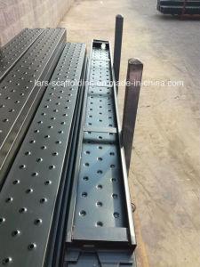 Kwikstage Steel Walk Board Scaffolding Plank pictures & photos