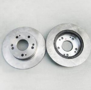 China Auto Spare Parts Manufacturer Front Brake Disc for Toyota pictures & photos
