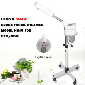 M708 Stand Ozone Hot Facial Steamer with Time with Low Price pictures & photos